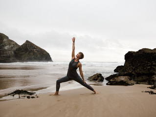 Why we love 'holiday yoga'