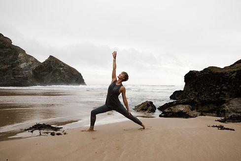 private yoga classes in Cornwal