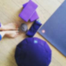 private yoga classes in Cornwall