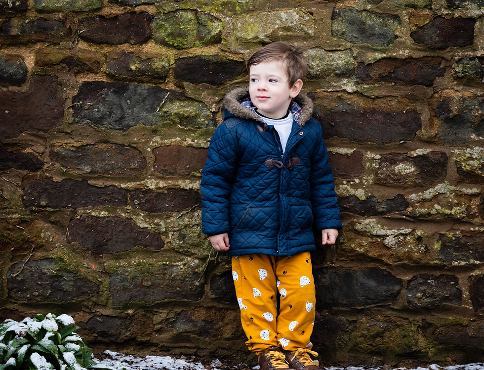 Infants: Birch Trousers by Poppy and Jazz Patterns - Newborn – 6 years