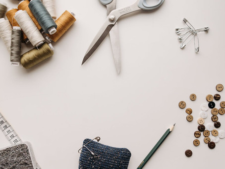 It's time to celebrate our love of sewing … September is National Sewing Month