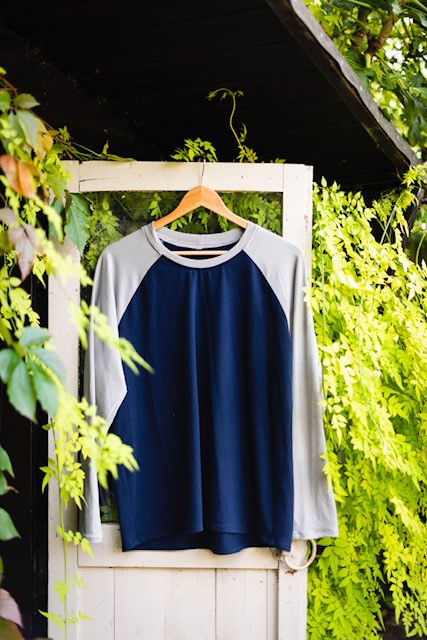 MEN'S T SHIRT - SEWING WITH JERSEY