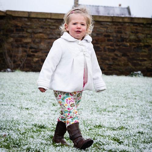 Infants: Mini Virginia Leggings by Megan Nielson Patterns (2-7)