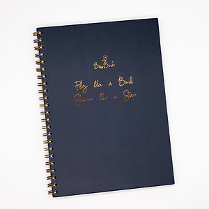 A4 Weekly Undated Diary Planner