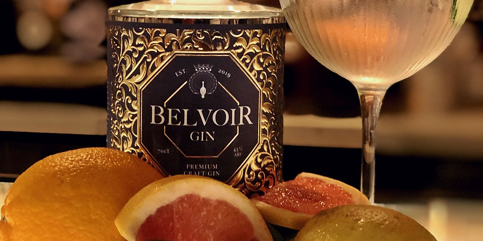 Gin Tasting Event with Brentingby Gin