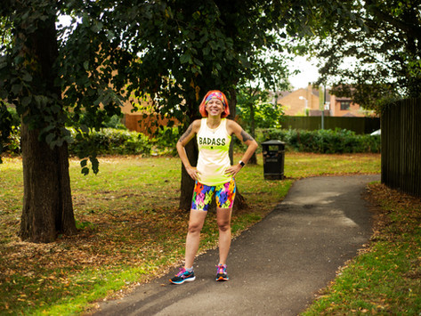 From 'Hating Walking' to Running Half a Marathon for a Rutland Charity