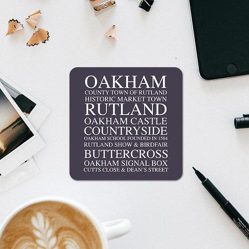 Oakham Coaster