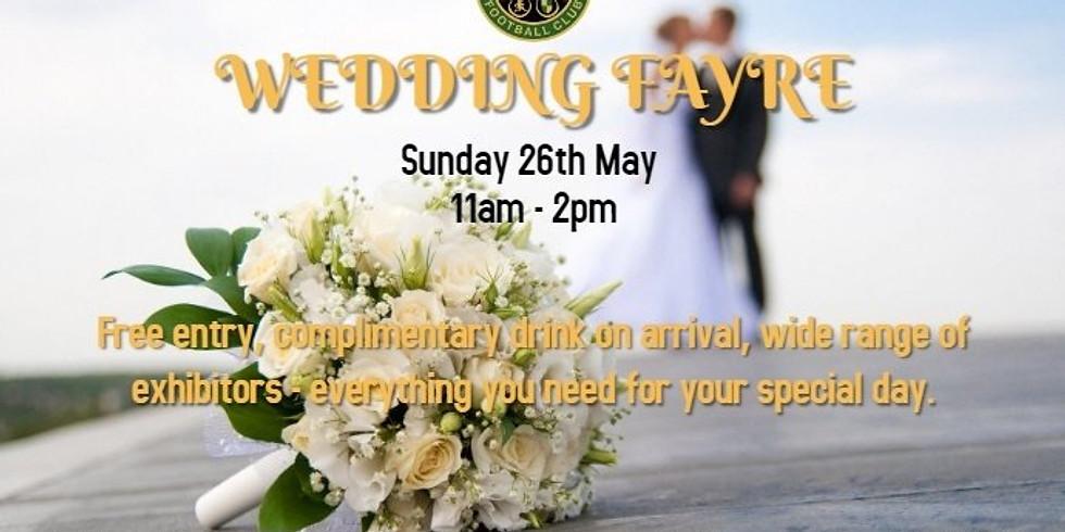 Oakham United Wedding Fayre