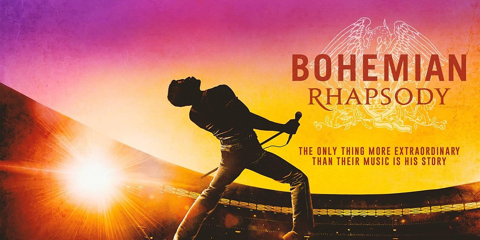 Bohemian Rhapsody Outdoor Cinema at Oakham Castle