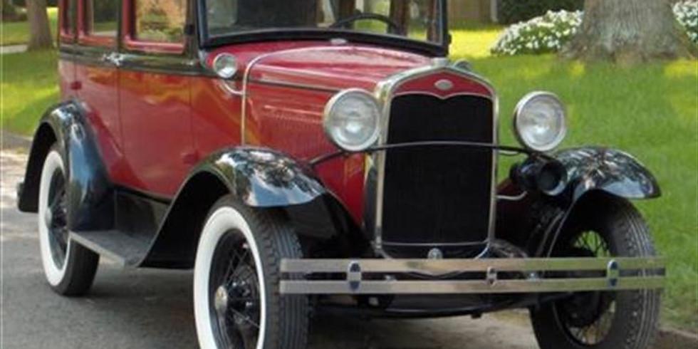 The Stilton Cheese Classic Vehicle Run