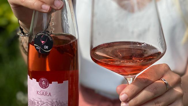 Bank Holiday Battle of the Rosés Château Ksara Sunset Rosé 2018