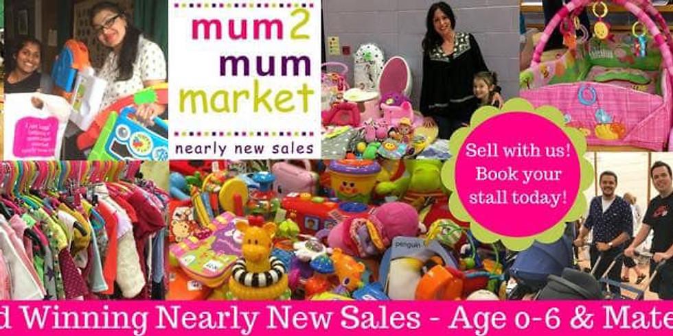 Stamford Mum2Mum Nearly New Sale
