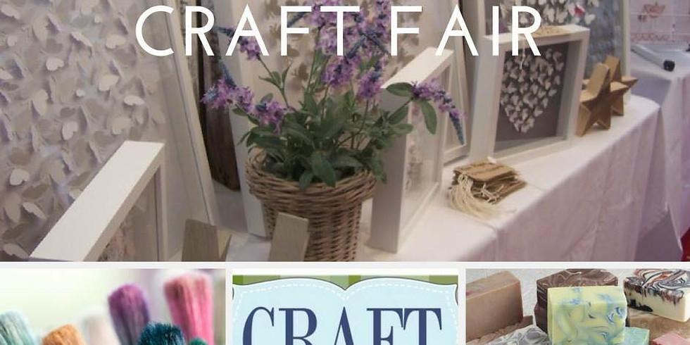 Rutland Showground In-Door Craft Fair