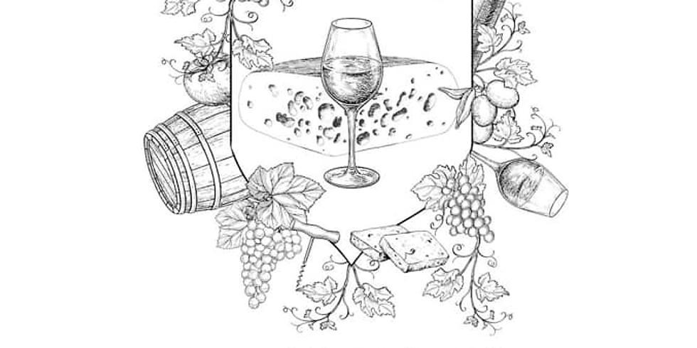 Caldecott Cheese & Wine Night