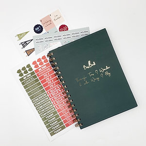 A5 Daily Undated Planner