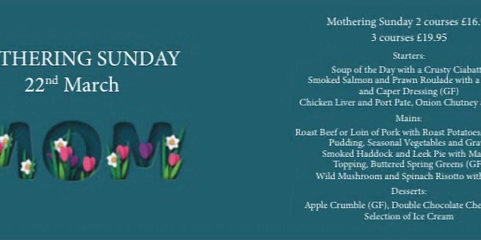 Mothering Sunday at Wellies