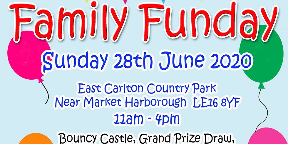 Family Funday at East Carlton Park