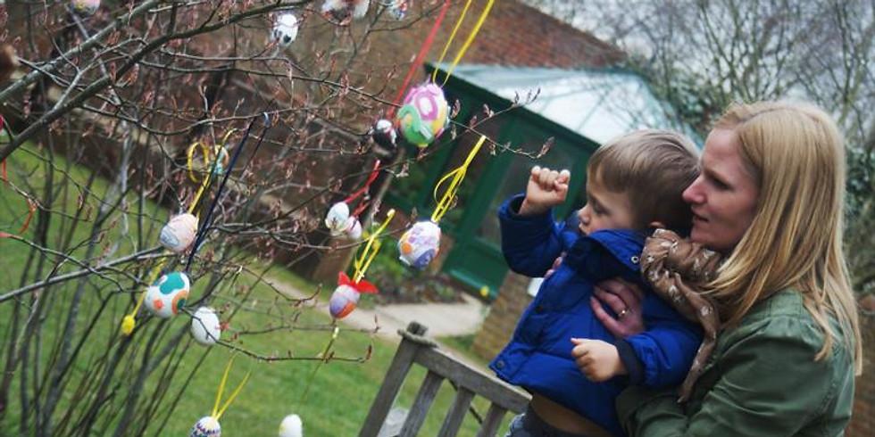 Easter at Barnsdale Gardens