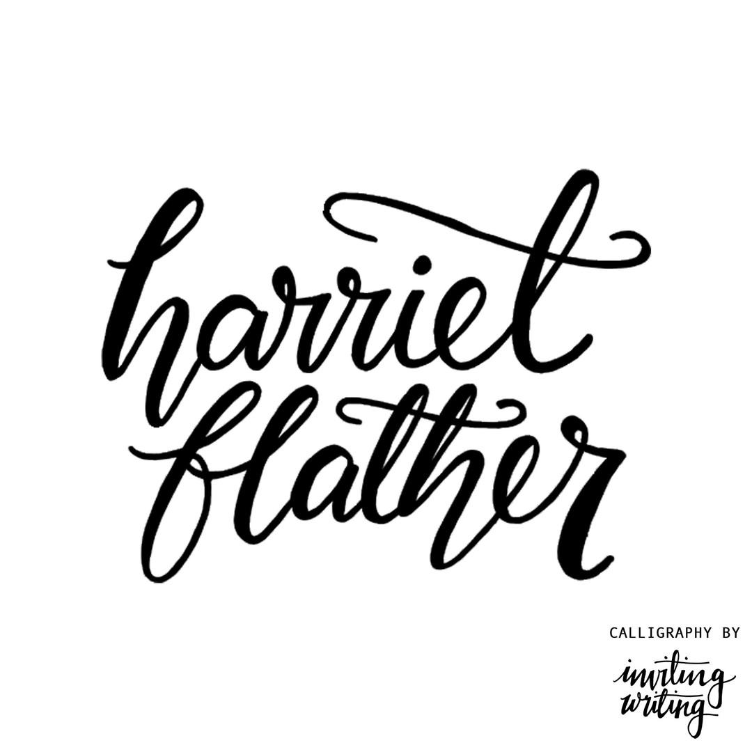Harriet Flather Musician