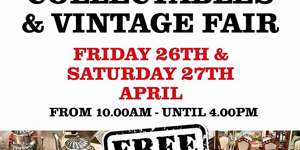 Antique, Collectables,Toy and Vintage Fair