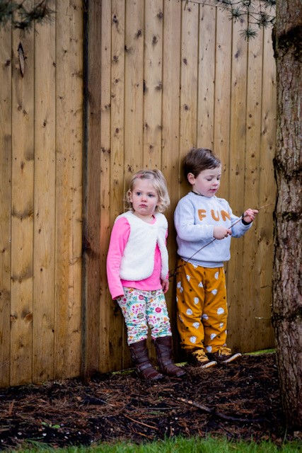 LEARN TO SEW - INFANT JOGGER OR LEGGING