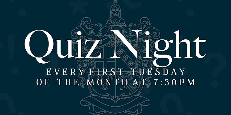 Monthly Quiz Night