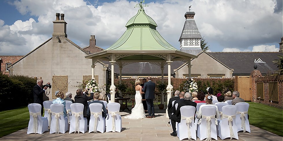 Mount Pleasant Hotel Autumn Wedding Fayre