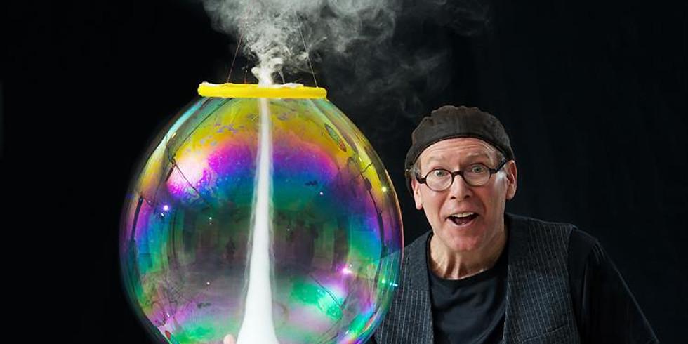 Amazing Bubbleman
