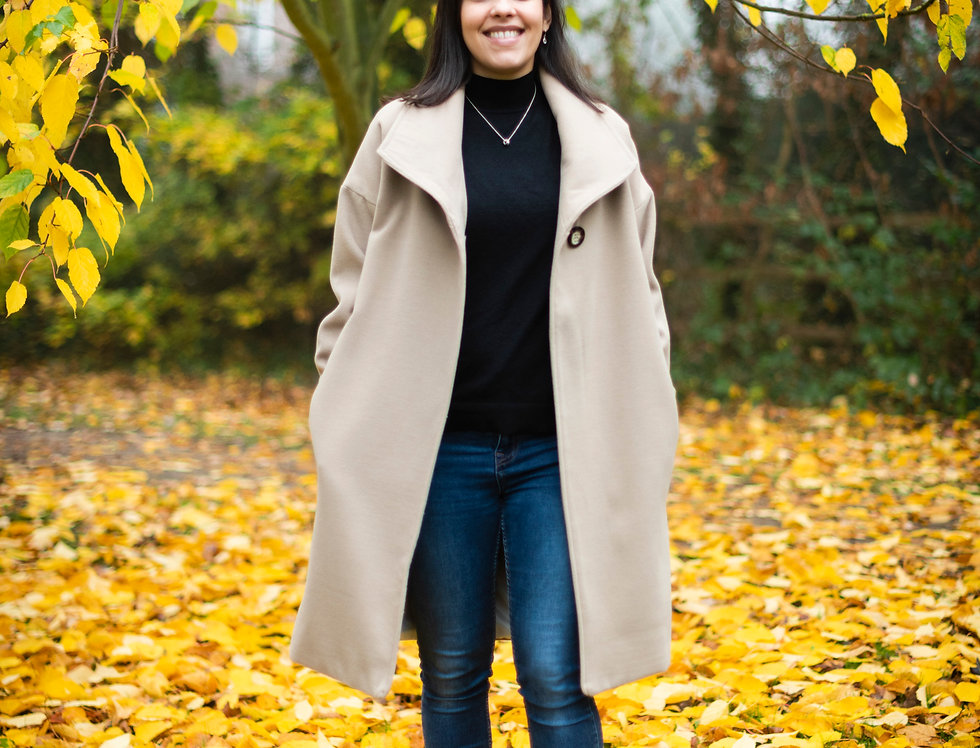 Womens: Soho Coat by Tessuti Fabrics (Level: Adventurous Beginner)
