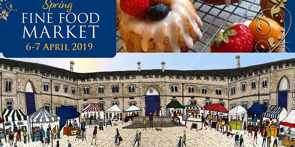 The Burghley Spring Fine Food Market