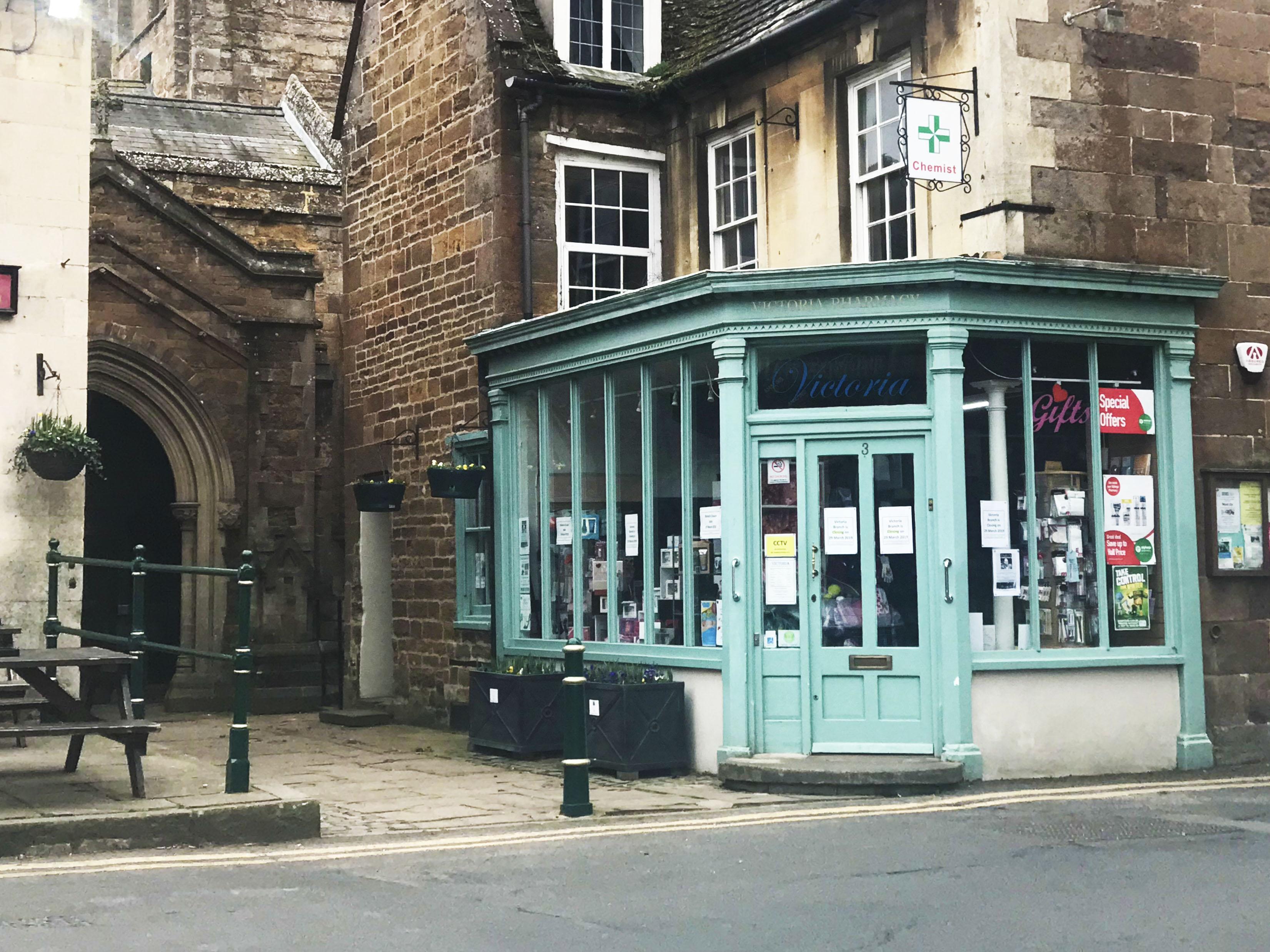 News Pharmacy Closure In Uppingham