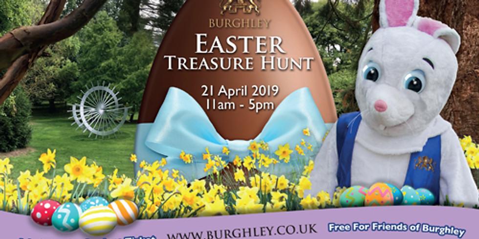 Burghley Easter Egg Hunt