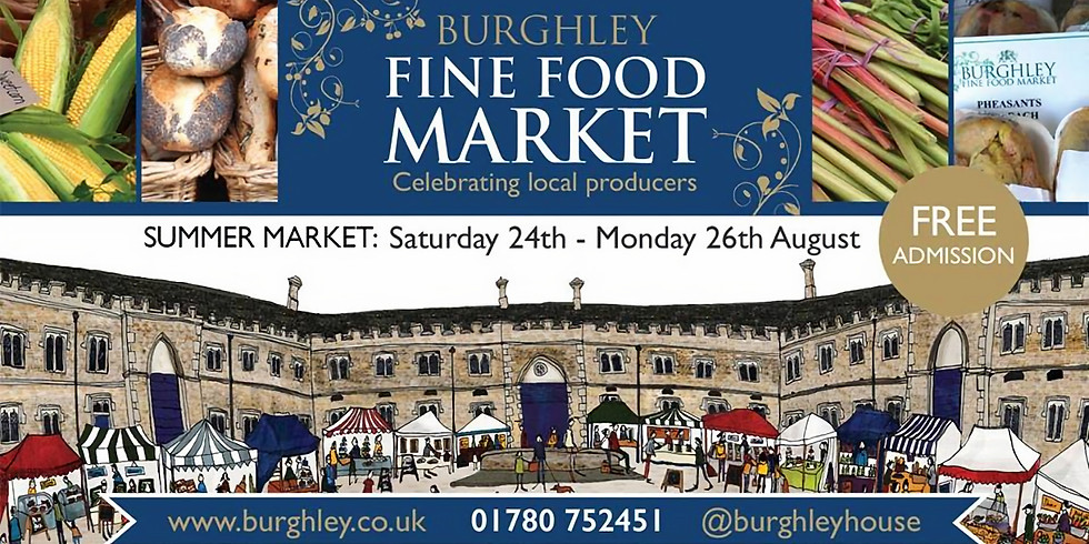 Burghley Summer Fine Food Market