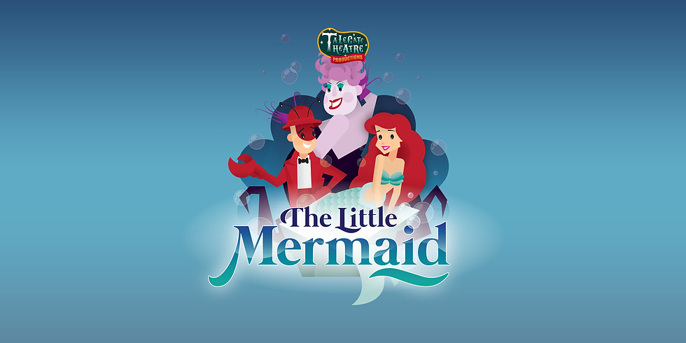 The Little Mermaid at the Theatre
