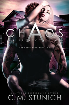 Chaos at Prescott High