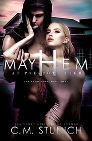Mayhem at Prescott High