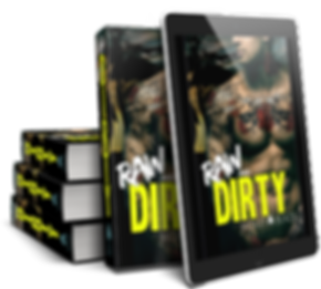 Raw and Dirty by Violet Blaze aka CM Stunich