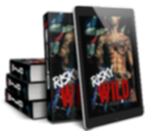 Risky and Wild by Violet Blaze aka CM Stunich