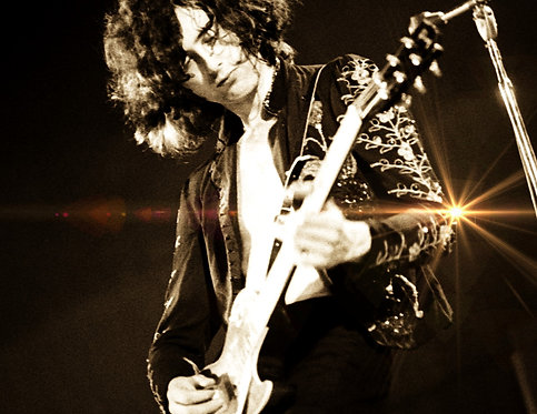 Pageys (Jimmy Page Set)