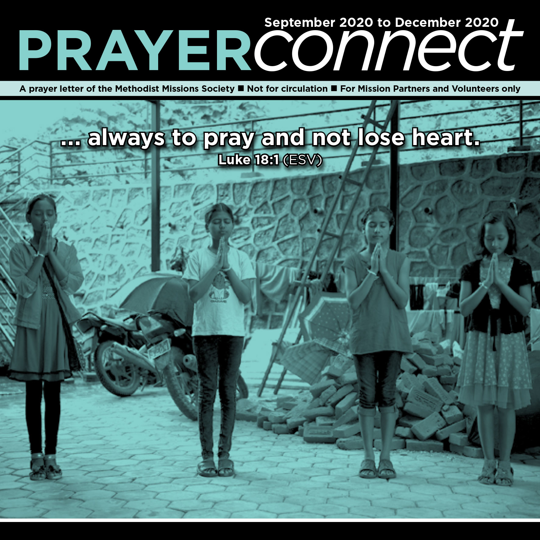 PrayerConnect (Sep - Dec 2020)