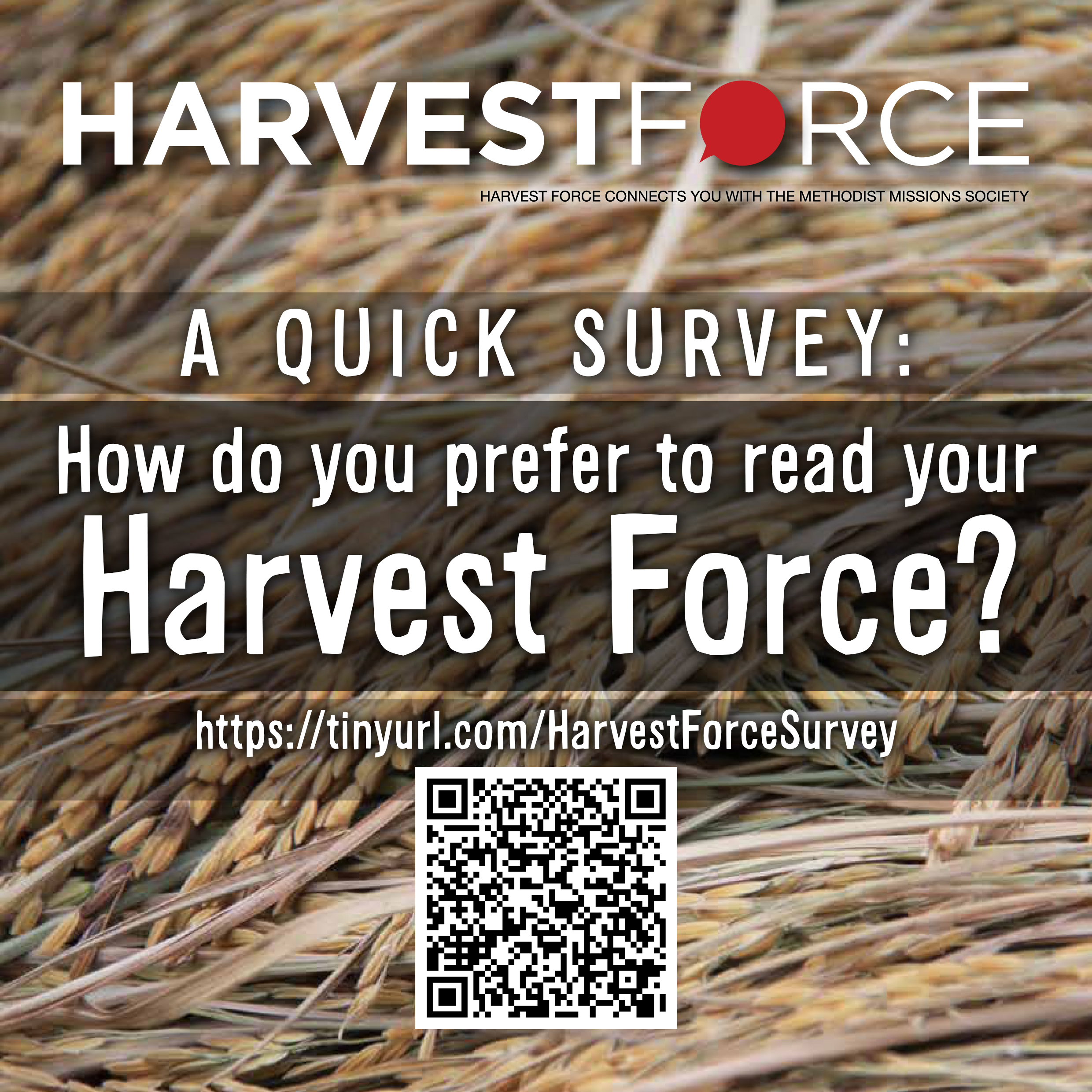 Harvest Force - A Quick Survey