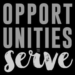 OPPORTUNITIES TO SERVE GOD OVERSEAS