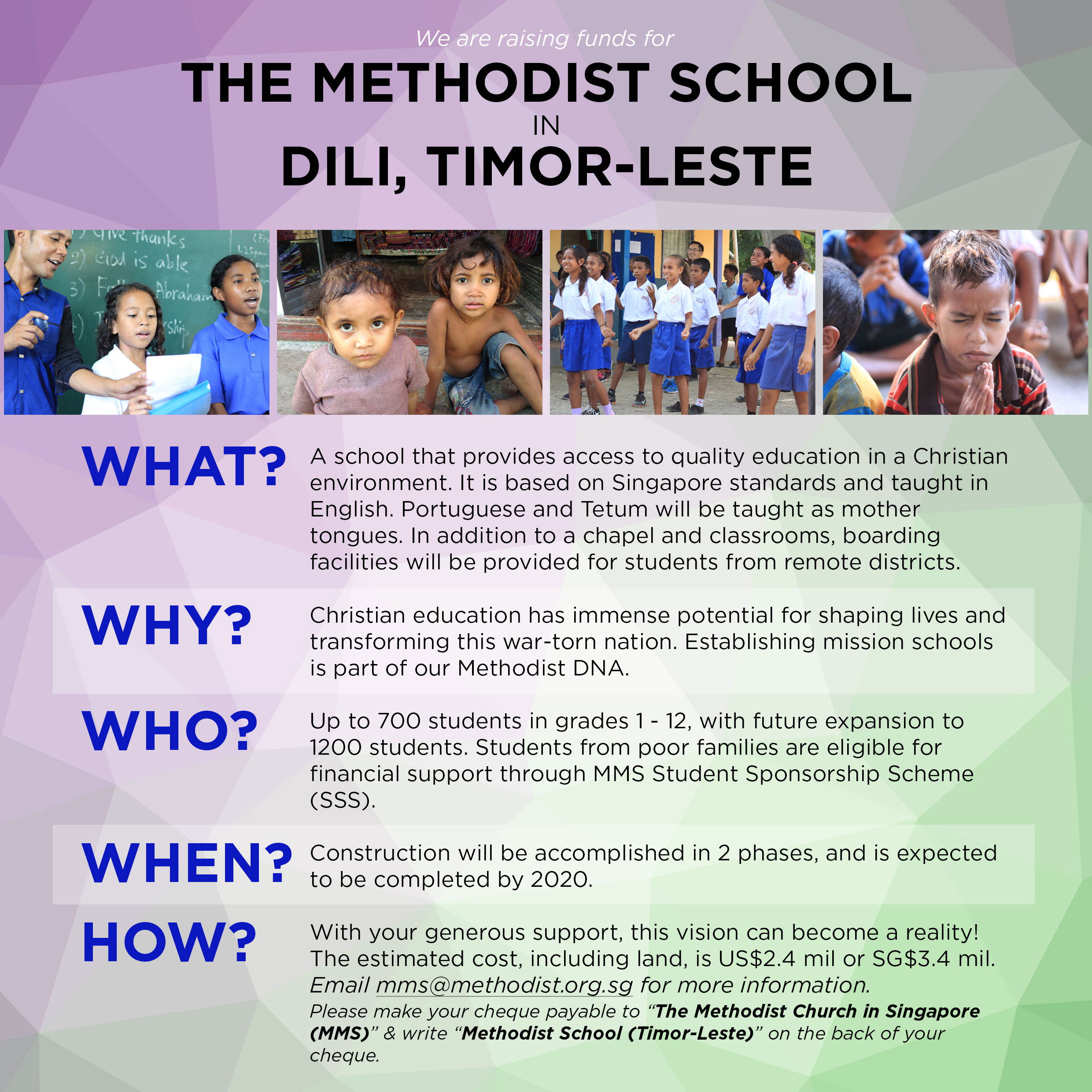 Methodist School (Timor-Leste)