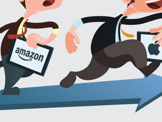 Are Apple and Amazon going to put Epic and Cerner out of business?