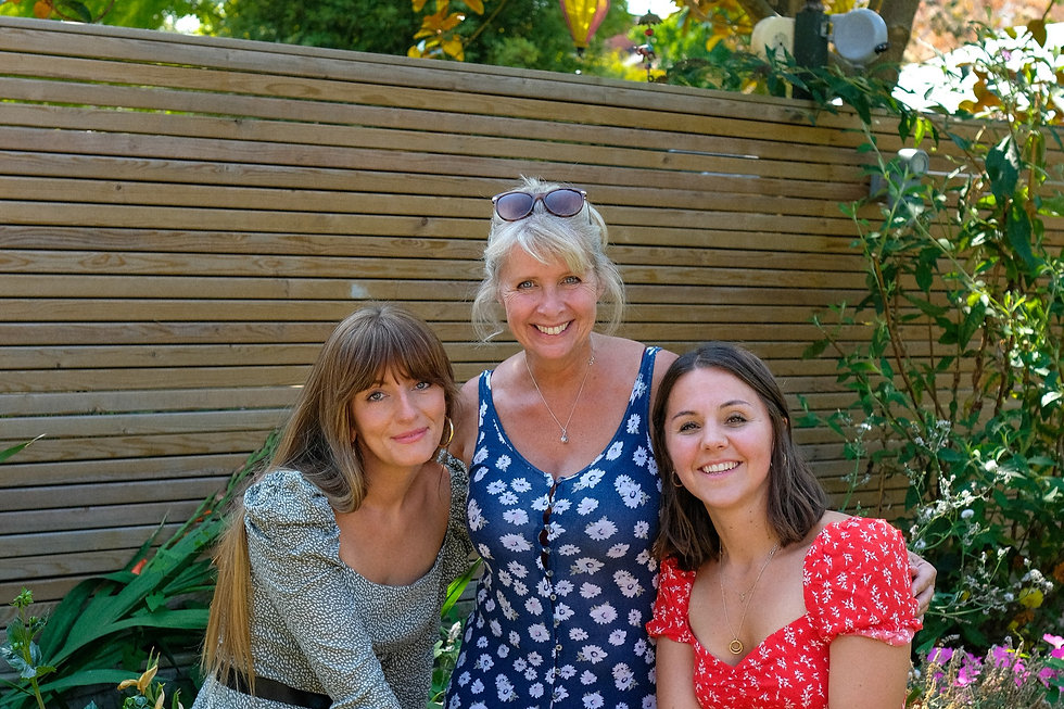 Three doulas based in south west London