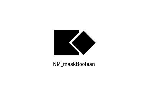 NM MaskBoolean