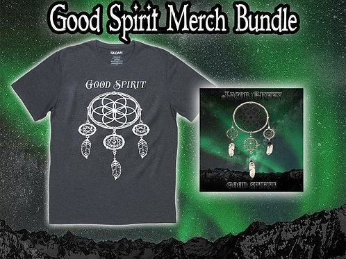 Good Spirit Merch Bundle