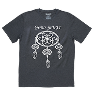 Good Spirit TShirt Grey Heather.png