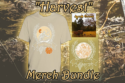"""Harvest"" Merch Bundle"