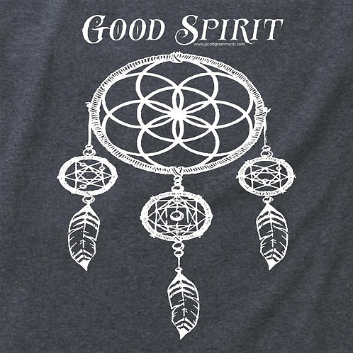 """Good Spirit"" T-Shirt (XL&XXL)"